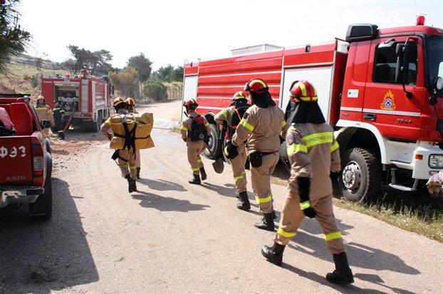 Πυροσβέστες -Πυροσβεστική