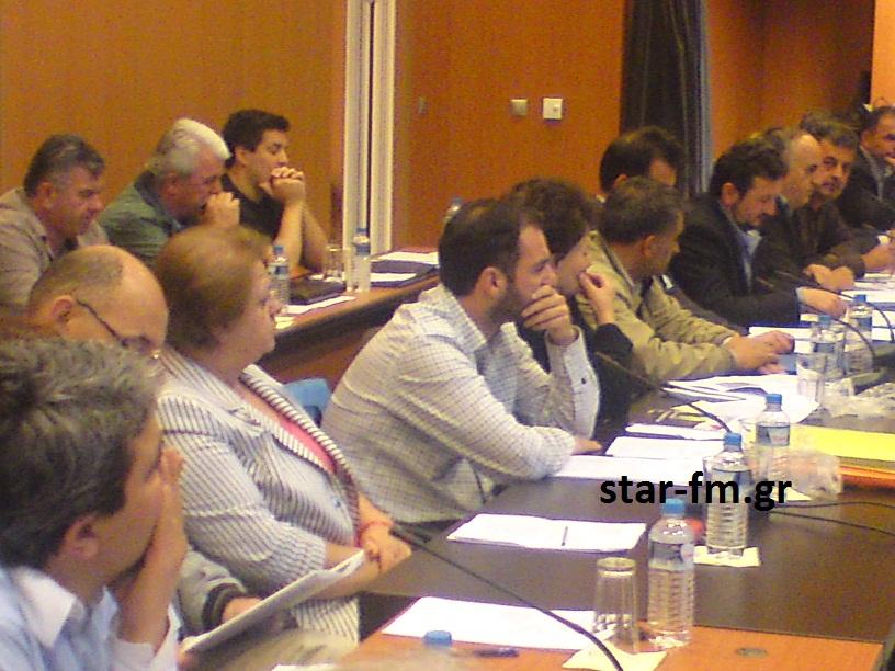 ΔΗΜΟΤΙΚΟ ΣΥΜΒΟΥΛΙΟ 16 ΜΑΪΟΥ 2011