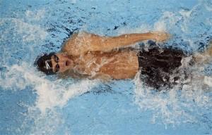 Ο πρωταθλητής της κολύμβησης Ράιαν Λόχτι