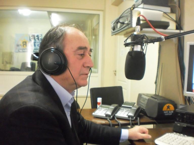 ΤΙΜΟΛΕΩΝ ΚΟΨΑΧΕΙΛΗΣ STAR FM 933