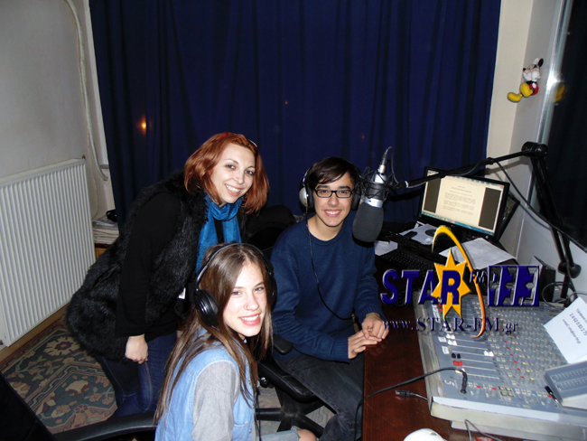 THE POSSITIVES STAR-FM