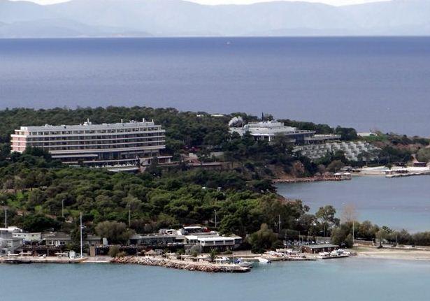 Άποψη του Αστέρα Βουλιαγμένης - Ξενοδοχείο