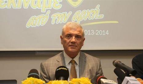 Δημήτρης Μελισσανίδης