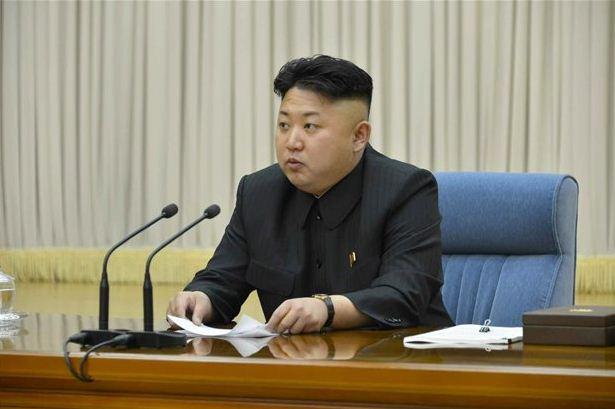 Ο ηγέτης της Βορείου Κορέας Κιμ Γιονγκ-ουν