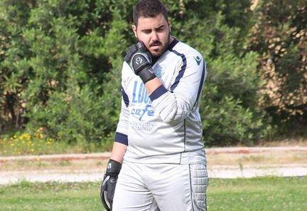 Ο 20χρονος Μιχάλης Φουντουλάκης - φώτο από athlitikos.gr