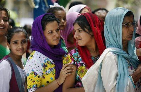 Για πολλές γυναίκες στο Πακιστάν, ο γάμος από έρωτα είναι επικίνδυνη περιπέτεια -εικόνα αρχείου   (Φωτογραφία:  Associated Press )