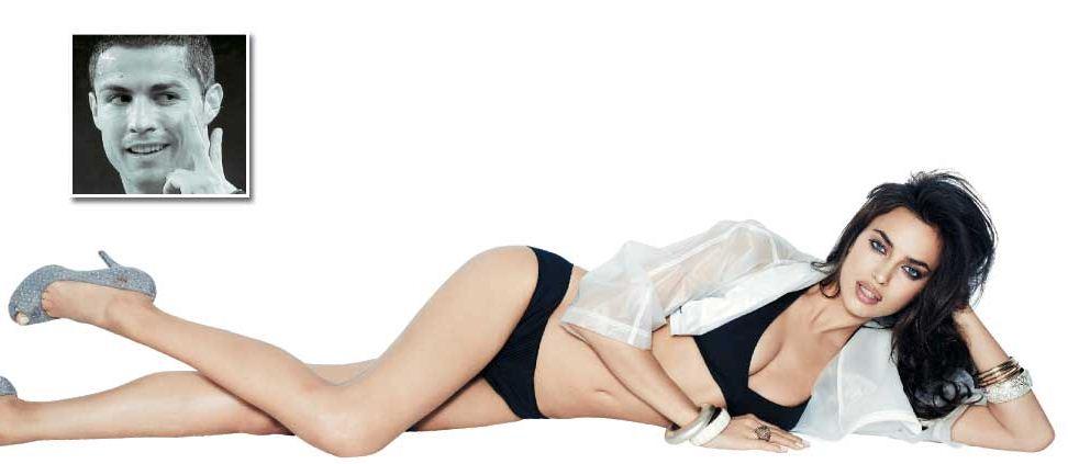 Ιρίνα Σάικ: Θεωρείται η «βασίλισσα» των WAGs. Το μοντέλο από τη Ρωσία δεν λείπει ποτέ από το πλευρό του Κριστιάνο Ρονάλντο