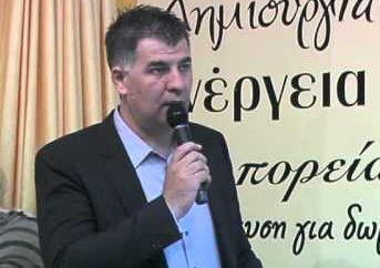 ΣΗΜΑΝΔΡΑΚΟΣ ΒΑΓΓΕΛΗΣ