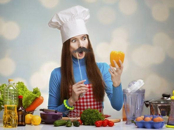 γυναικα - κουζινα
