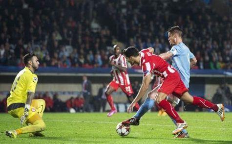 Champions League - ΟΛΥΜΠΙΑΚΟΣ