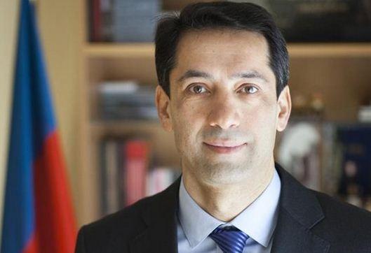 Ο Πρέσβης του Αζερμπαϊτζάν