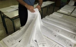 εκλογές - ψηφοδέλτια
