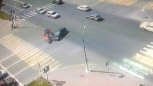 VIDEO Mums Reaction To Family Car Crash Shocks Police