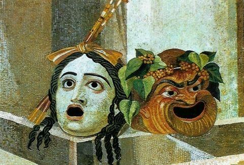 καρναβαλια - αρχαιοι
