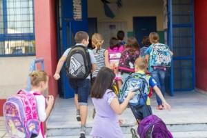 παιδια σε σχολειο
