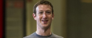 Facebook Inc. Chief Executive Officer Mark Zuckerberg Interview