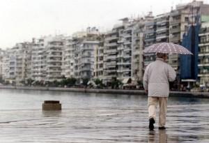 βροχη