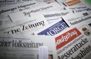 εφημεριδεσ - Γερμανιας