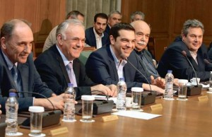 κυβερνηση - Τσιπρας