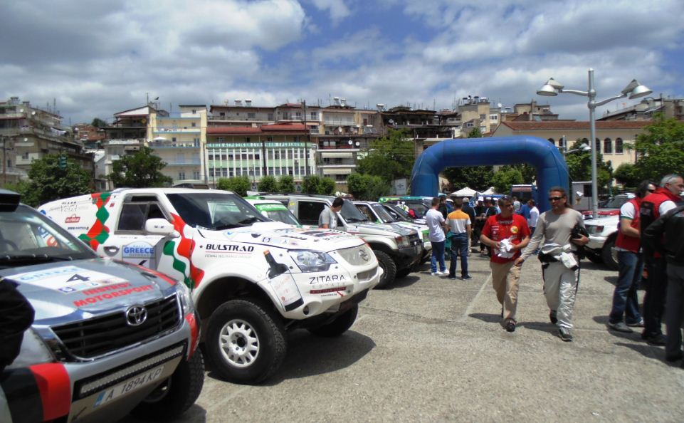 Rally Greece Offroad 2015 11