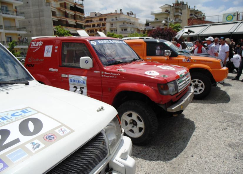 Rally Greece Offroad 2015 7