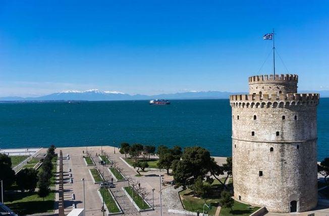 λευκος πυργος θεσσαλονικη