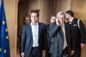 tsipras ΓΙΟΥΝΚΕΡ