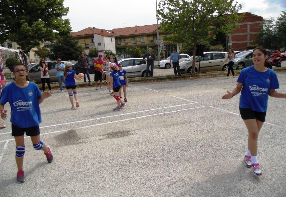 volley 10