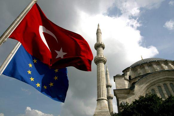τουρκια - ευρωπη