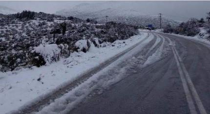 χιονι -δρομος