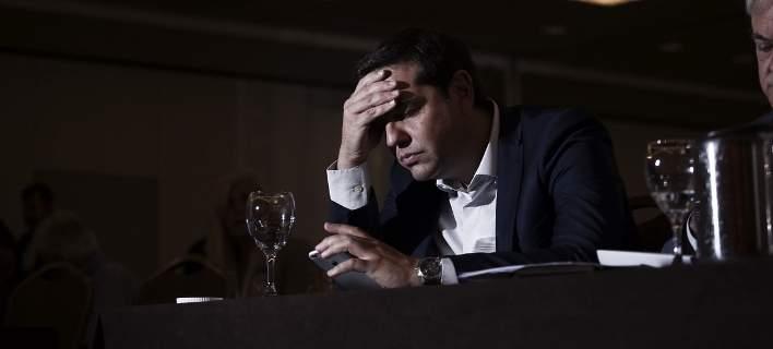 Ο ΣΥΡΙΖΑ σε νευρική κρίση