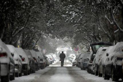 Χιονια xioni