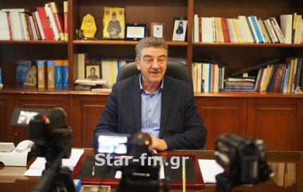 Ο Γιώργος Δασταμάνης ξανά στο..τιμόνι της ΠΕΔ Δυτικής Μακεδονίας- Οι πρώτες δηλώσεις (video)