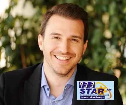 """Κωνσταντίνος Δημάδης στον Star-fm 933 με αφορμή την έναρξη των εκπτώσεων: """"Η αγορά των Γρεβενών, έχει μεγάλη ποικιλία προϊόντων σε πολύ καλές τιμές""""  (audio)"""