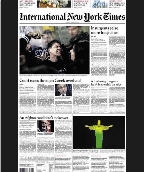 NEW YORK TIME 1