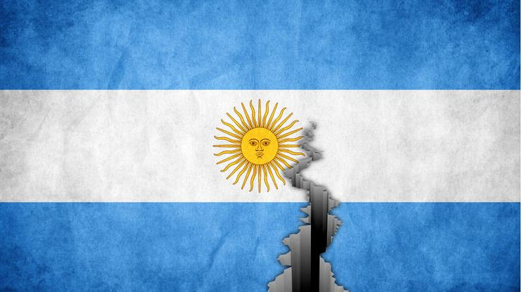 ARGENTINH XREWKOPIA