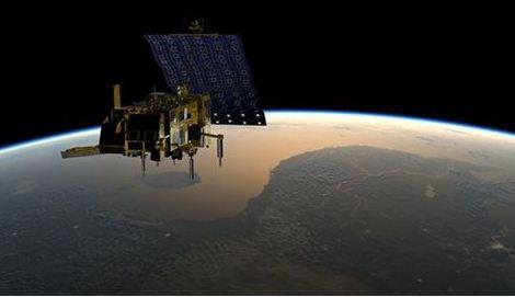 Atlantis To Atlantis λαμβάνει και επεξεργάζεται δορυφορικά δεδομένα της NASA και της Eumetsat   (Φωτογραφία:  ESA )