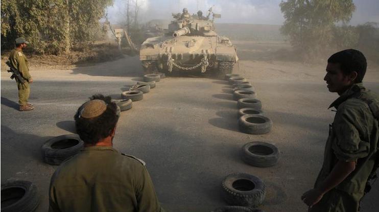 gaza-israhl