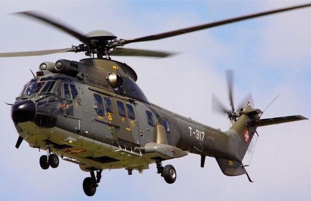Eλικόπτερα  AS 332 CI Super Puma