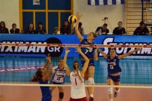 volley - εθνικη γυναικεσ