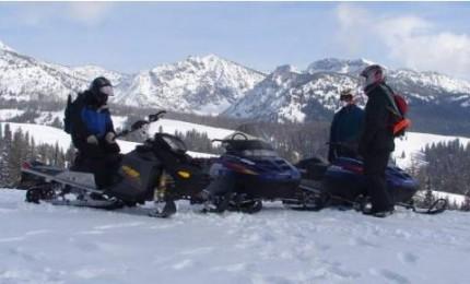 χιονι snowmobile
