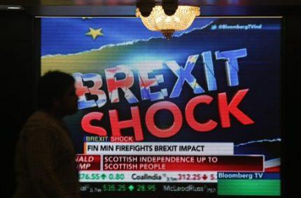brexit money